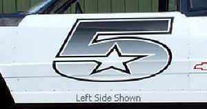 Stock Car - Stock Car Body Panels - Doors