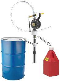 Tools & Pit Equipment - Fuel Management - Fuel Drum Pumps