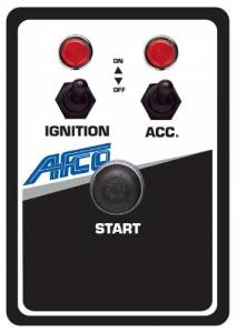 Ignition & Electrical System - Switch Panels - AFCO Switch Panels