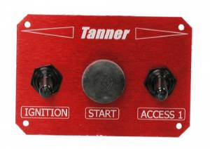 Ignition & Electrical System - Switch Panels - Tanner Switch Panels