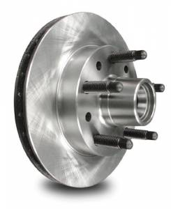 Brake System - Wheel Hubs, Bearings and Components - GM Metric Hubs