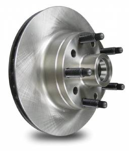 Brake System - Wheel Hubs, Bearings and Components - Ford Granada Hubs