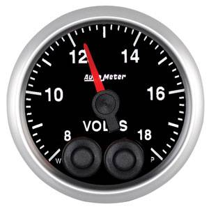 Gauges & Dash Panels - Gauges - Voltmeters