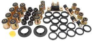 Suspension - Front - Bushings - Master Bushing Sets