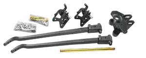 Trailer Accessories - Trailer Hitches - Trunnion Style Hitches