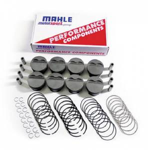 Engine Components - Pistons & Piston Rings - Piston & Ring Kits