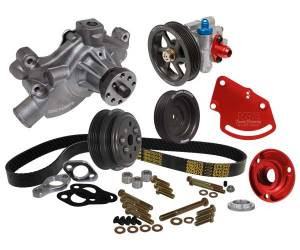 Steering Components - Power Steering Kits - Crate Motor Power Steering Kits