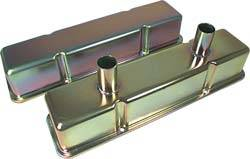 Engine Components - Valve Covers & Accessories - Steel Valve Covers - SB Chevy