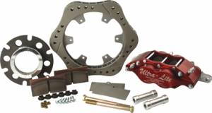 Sprint Car Parts - Brake Components - Brake Kits