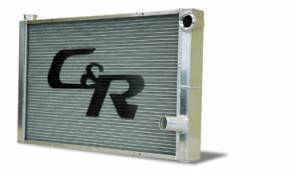 Cooling & Heating - Radiators - C&R Racing Radiators