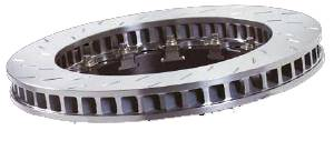 Brake System - Brake Rotors - Performance Friction Rotors