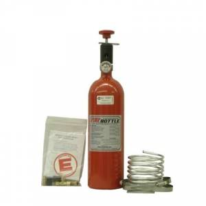 Safety Equipment - Fire Extinguishers - Fire Suppression Systems