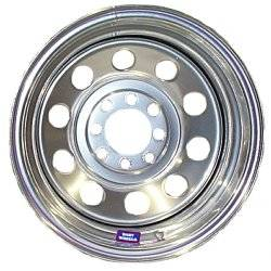 "Bart Wheels - Bart Multi-Fit Mini Stock Wheels - Bart Multi-Fit 14"" x 7"""