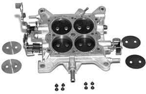 Fuel System - Carburetor Service Parts - Throttle Plate & Linkage