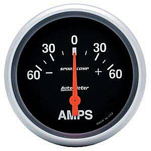 Gauges & Dash Panels - Gauges - Ammeter Gauges