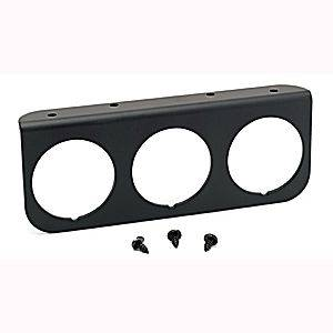 Gauges & Dash Panels - Gauge Parts & Accessories - Gauge Mounting Panels