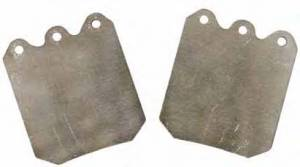 Sprint Car Parts - Brake Components - Brake Pad Spacers