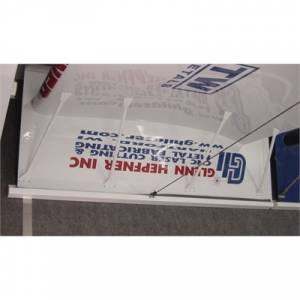 Trailer & Towing Accessories - Trailer Storage Racks - Sprint Car Wing Rack
