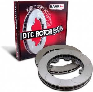 Brake System - Brake Rotors - Hawk Performance Rotors