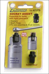 Tools & Equipment - Fabrication Tools - Socket Assist Tools