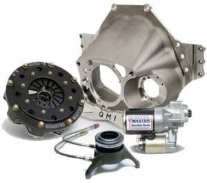 Drivetrain Components - Bellhousing & Clutch Kits - Aluminum Bellhousing Kits