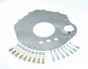 Bellhousing Block Plates