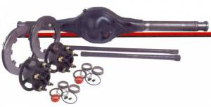 Drivetrain - Rear Ends - Rear End Assemblies