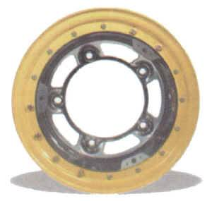 "Aero 53 Series Rolled Beadlock Wheels - Aero 53 Series 15"" x 10"" - Aero 53 Series 15"" x 10"" - Wide 5"
