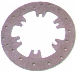 Brake System - Brake Rotors - Red Devil Sprint Car Rotors