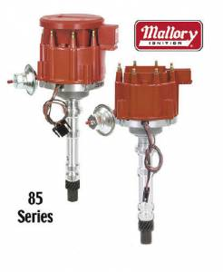 Ignition & Electrical System - Distributors - Mallory Distributors