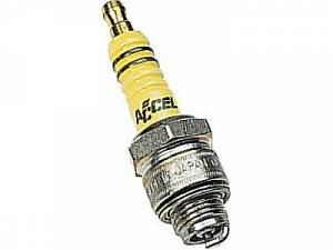 Ignition & Electrical System - Spark Plugs - Accel U Groove Spark Plugs
