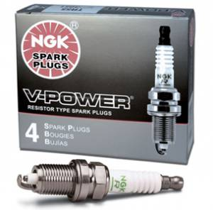 Ignition & Electrical System - Spark Plugs - NGK V-Power Spark Plugs