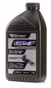 Oil, Fluids & Chemicals - 2 Cycle Oil - Torco GP-7 2 Cycle Racing Oil