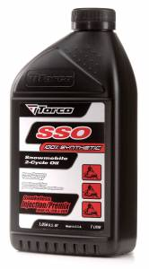 Oil, Fluids & Chemicals - 2 Cycle Oil - Torco SSO Synthetic Snowmobile 2 Cycle Oil