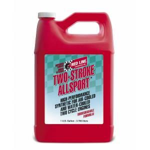 Oil, Fluids & Chemicals - 2 Cycle Oil - Red Line Two Stroke Snowmobile Oil