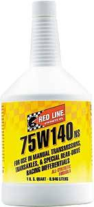 Red Line Gear Oil