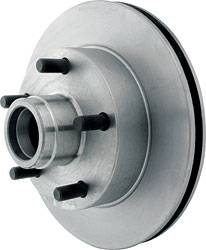 Brake System - Wheel Hubs, Bearings and Components - Ford Pinto/Mustang II Hubs