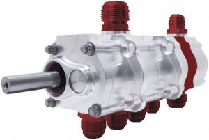 Oil System - Oil Pumps - Dry Sump - Engine Mount Oil Pumps