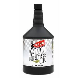 Oils, Fluids and Additives - Gear Oil - Red Line V-Twin Primary Case Oil