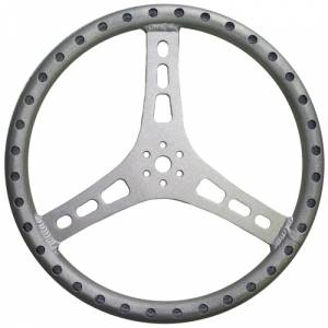 Steering Components - Steering Wheels & Accessories - Competition Steering Wheels - Aluminum Lightweight