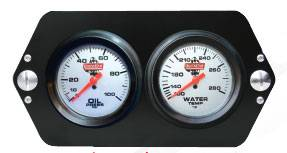 Sprint Car Parts - Gauges & Gauge Panels - Gauge Dash Panels