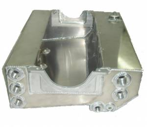 Sprint Car Parts - Engine Accessories - Oil Pans