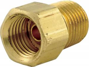 Fittings & Hoses - Brake System Adapters - Male NPT to Female Inverted Flare