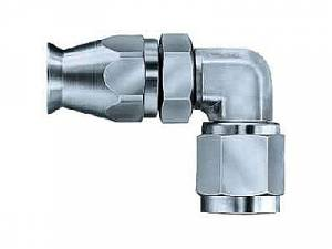 Adapters and Fittings - Hose Ends - Aeroquip Stainless Steel Forged Swivel Hose Ends