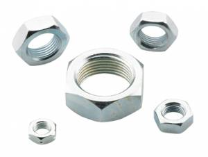 Rod Ends - Jam Nuts - Aluminum Jam Nuts