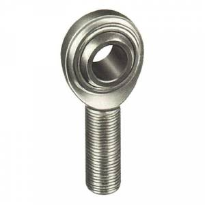 "Rod Ends - Steel Rod Ends - 5/8"" x 1/2"" Male Steel Rod Ends"