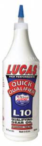 Lucas L10 Qualifying Gear Oil