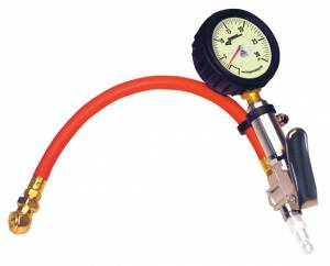 Tools & Pit Equipment - Tire Pressure Gauges - Tire Fill Gauges
