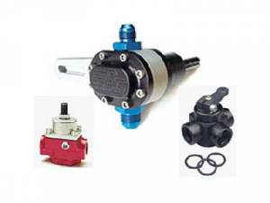 Fuel Pumps - Mechanical Fuel Pumps - Belt Drive Fuel Pumps
