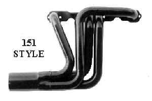 Exhaust System - Headers - Circle Track  - Late Model Sportsman Headers